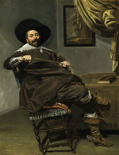 Bartholomeus van der Helst, Sophia Trip (1645), a member of one of the wealthiest families in Holland