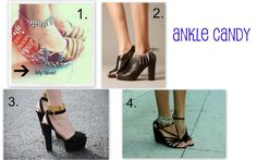 rock an anklet