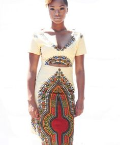Had a dashiki print skirt in this pattern in college. I miss it.