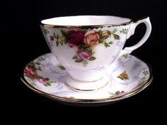 Royal Albert Rose Cameo Violet