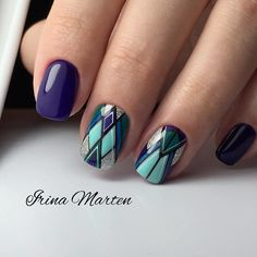 Master Publication of works FREE 🎁 To get into the tape, put # trendnails – the best works will be published # shellac # idemanicure # manicure # design nail # # gellac # # # # # # # # # # # # # # # # # # # # … Crazy Nail Art, Crazy Nails, Pretty Nail Art, Fabulous Nails, Gorgeous Nails, Queen Nails, Bridal Nail Art, Geometric Nail Art, Diva Nails
