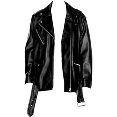 Acne Edited By MaryIsNotMyName.jpg (AcneEdited5fc8.jpg) ❤ liked on Polyvore featuring outerwear, jackets, coats, coats & jackets, leather jackets, genuine leather jackets, 100 leather jacket and real leather jackets