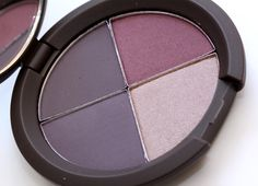 BECCA's Ultimate Eye Colour Quad in Astro Violet