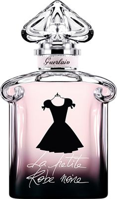 Guerlain La Petite Robe Noire By Eau De Parfum - LoLoBu Don't forget fashion loves good perfume ~MAIN ACCORDS sweet fruity almond nutty soft spicy Guerlain Perfume, Fragrance Parfum, Perfume Bottles, Pink Perfume, Fragrance Samples, Beautiful Perfume, Perfume Collection, Parfum Spray, Body Spray