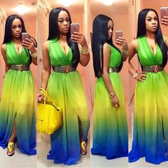 Ombré goodness @msblingmiami #fashion #style #ombre #fashionista #mirrorselfie #stylish #womenswear #womensfashion #instagram #instacool #instafashion #jumiafashion