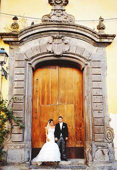 Sorrento Church Photo Op