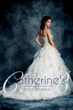 Bridal Gown Inventory ~ Find the gown of your dreams at Catherine's
