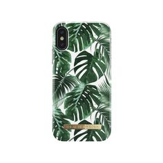 iDeal of Sweden, Fashion Case for iPhone X, Monstera Jungle
