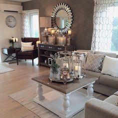 "1,043 Likes, 7 Comments - Classic Living🎀 (@classicliving) on Instagram: ""Dubai salongbord passer så fint hos flinkeste @carinascasa 💖 #classicliving #classy #homedesign…"""