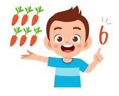Abc For Kids, Kids Girls, Morning Routine Kids, Teacher Cartoon, Kids Study, Art Drawings For Kids, Math Numbers, Creative Illustration, Children Images
