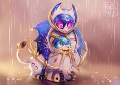 ✧ deviantArt ✧ Facebook ✧ Twitter ✧ Lunala poncho + Solgaleo~ Don't look at me I've only been playing Pokemon Sun for 15 hours so far