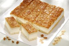 Bienenstich - 'Bee Sting' Cake/ slices. These are my favourite from childhood and still love a fresh one