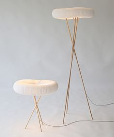 Love, love, love this light and airy Cloud Softlight lamp series from Molo! #lamp #white #mimimalist
