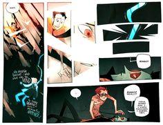 Amazing comic layouts