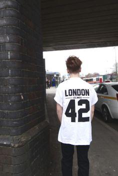 London 42 Skate Fashion blog
