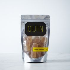 Quin, in Portland, has the best candy! Strawberry Lemon Gumdrops on Provisions by Food52