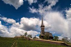 Plopesti Wooden Church, Maramures, one of the many UNESCO sites in Romania Photo: Stefan Bela Visit Romania, Statue Of Liberty, Belgium, Europe, Explore, Travel, Belle, Statue Of Liberty Facts, Viajes