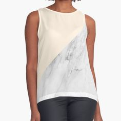 Trendy pastel marble pattern • Millions of unique designs by independent artists. Find your thing. Marble Pattern, Pastel, Artists, Tank Tops, Unique, Womens Fashion, Design, Pie, Halter Tops