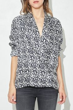 Lily Loose Blouse