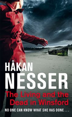 The Living and the Dead in Winsford, by Håkan Nesser, one of Sweden's most popular crime writers (he spends part of each year in the UK). A gripping and deeply atmospheric psychological thriller set on Exmoor.
