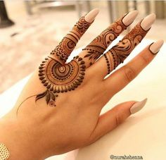 Mehndi Modern Mehndi Designs, Mehndi Design Pictures, Mehndi Images, Mehndi Designs For Hands, Mehandi Designs, Mehndi Tattoo, Mehndi Art, Henna Mehndi, Henna Art