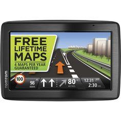 TomTom VIA 260 4.3inch GPS Navigation IQ Routes Advanced lane guidance Bluetooth ( 1EQ4.025.00 VIA260 ) - GPS Devices-In-Car Electronics - TopBuy.com.au