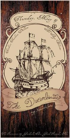 the decemberists-band poster | ... Music Posters - Memorabilia, Concert Poster, Silkscreen, Poster Art