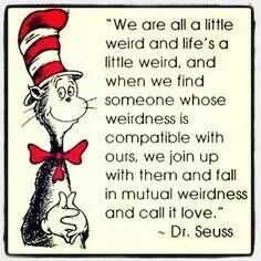 Dr. Seuss truth.