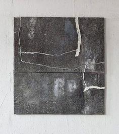 neutralnotes: (via artwhatson.com.au :: Conny Dietzschold Gallery - - Zeichnung (Zinc sheet)) Jupp Linssen