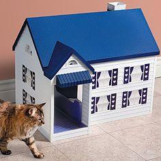Cute litter box for Kitty
