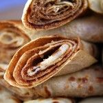 Pancakes with Cinnamon & Sugar. Cinnamon and sugar is the traditional South African way to serve pancakes with. Try it and youll understand why. Cream Cheese Pancakes, Thin Pancakes, Perfect Pancake Recipe, Best Time To Eat, South African Recipes, Kos, Baking Recipes, Sweet Tooth, Food And Drink