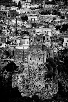 """'Matera', 2nd Place, IPA Awards 2014, Architecture: Historic. Italian photographer, Barbara Zanon, says of her image, """"Matera is one of the most beautiful cities in Italy, located in the south, a UNESCO world heritage site. The Sassi of Matera, which today are still partially inhabited, are famous all over the world."""""""