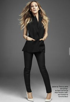 SJP...a style icon!