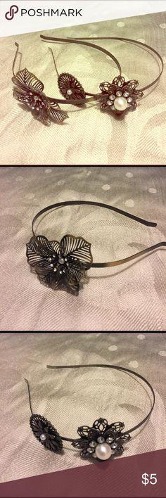 Headbands bundle🎊 🤑BUNDLE PRICE🤑❤ Really cute metal headband. Metal Headbands, Bobby Pins, Hair Accessories, Shop My, Glitter, Womens Fashion, Cute, Closet, Beauty