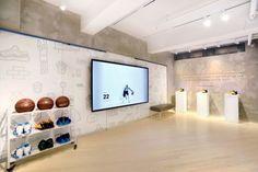 Air Jordan store, Hong Kong » Retail Design Blog