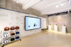Air Jordan store, Hong Kong » Retail Design Blog