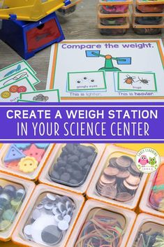 Measurement for Kids: How to Compare Weights with a Balance Scale