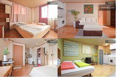 Central apartments 1BR/2BR/3BR/4BR in Seodaemun-gu