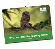 "Fotokalender 2016 ""Nationalpark Schwarzwald"" in unserem webshop!"