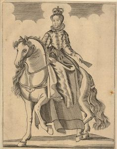 Queen Mary I, daughter of Henry VIII and Catherine of Aragon by lisby1, via Flickr