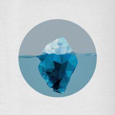 Polygonal Illustrations by Juanma Bonastre, via Behance