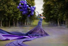 Wonderland : In Celebration of Spring by Kirsty Mitchell, via Flickr