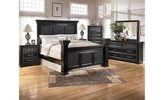 King size bedroom set for when I get back to the states,and a big enough bed for Hubby, Myself and the big dog.