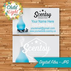 101 best authorized scentsy vendor scentsy business cards images authorized scentsy vendor business cards custom business card blue diffuser personalized cards print your own reheart Image collections