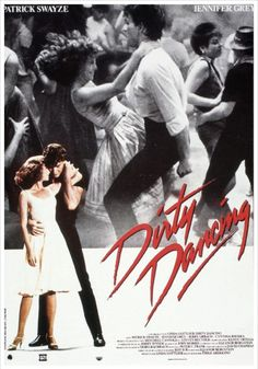 dirty dancing movie poster - photo #13