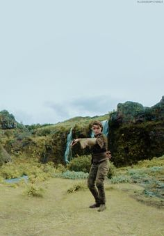 GoT - Arya Stark, this shot is from south Iceland