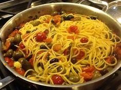 Spaghetti del contadino, Mamma Agata