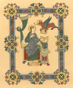 medieval manuscript borders - Google Search