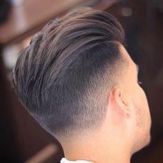35 Best Drop Fade Haircuts For Men Guide) Modern Hairstyles, Hairstyles Haircuts, Haircuts For Men, Cool Hairstyles, Hairstyle Ideas, Frozen Hairstyles, Boys Haircuts 2018, Grey Hairstyle, Haircut Men