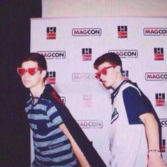 it's been one year of magcon and can i just say that i am so proud of the boys and what they have accomplished